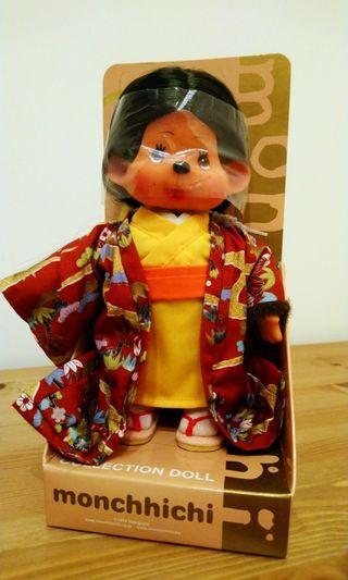 日本和服造型Monchhichi
