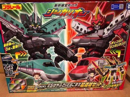 新幹線戰士E5 & E6 set