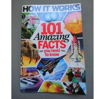How It Works Book of 101 Amazing Facts You Need To Know (Paperback)