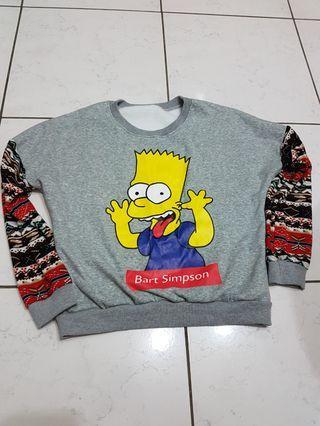 simpson新普森長䄂T-shirt