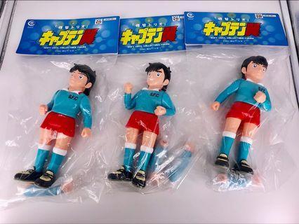 【代友放售】工匠堂 修哲三人組 足球小將 全新未開