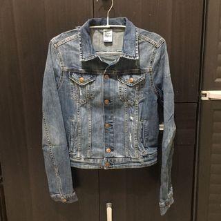Preloved H&M Denim Jacket