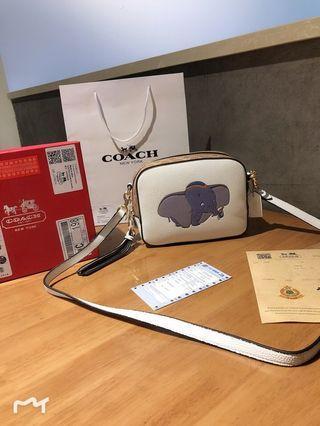 Coach bag 小飛象
