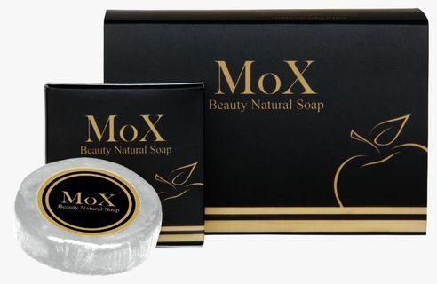 MoX Transparant Soap 30 gr