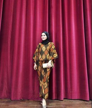 Mirzen Kl Batik Kurung Maheswari