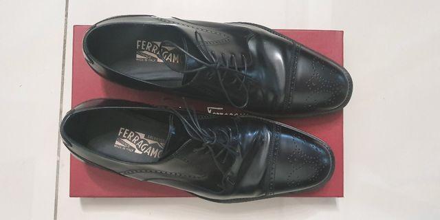 Salvatore Ferragamo Mens formal shoes
