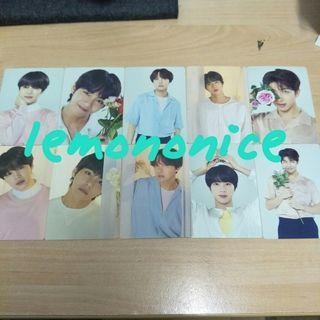 [WTT/WTS] BTS Love Yourself Tour Merch Mini Photocard