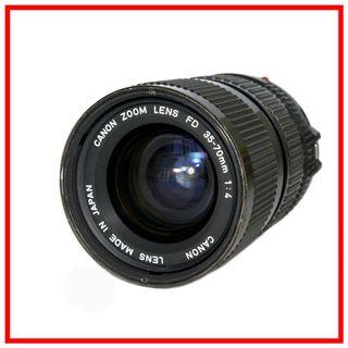 [As-is] Canon FDn 35-70mm F4 Manual Zoom Lens (Canon FD Mount)
