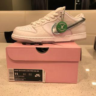 Nike SB Dunk x Diamond Supply US11