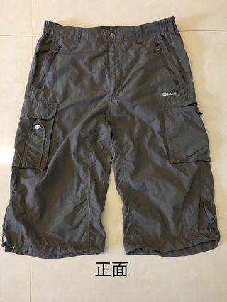 🚚 Wildand短褲 L(32-34)