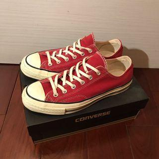 Converse 1970 紅色