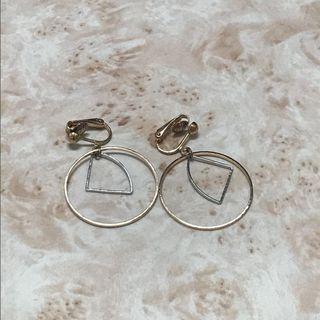 Vacanza 夾式耳環