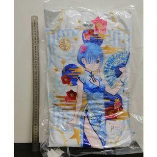 "Re: Zero - Starting Life in Another World - Mega Jumbo Cushion ""Ram & Rem"" Dragon-Dress Ver. B"