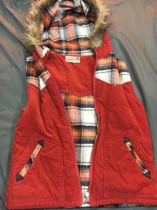 日本🇯🇵 橘紅背心 #半價衣服拍賣會