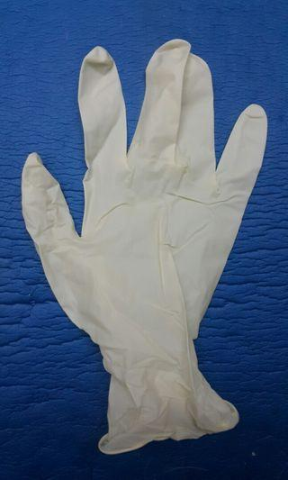 手套 gloves 100隻 全新未開封 快閃優惠 vinyl exam gloves 廚房