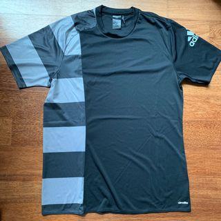 Men's Adidas Climalite sports shirt