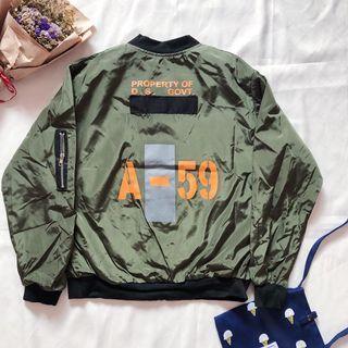A-59 Bomber Jacket