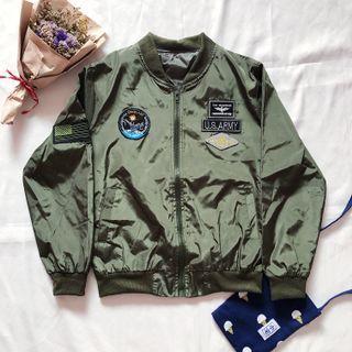 Army Bomber Jacket