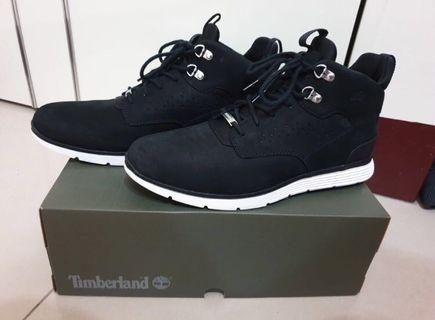 🚚 timberland 真皮防水靴
