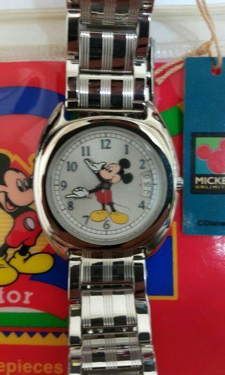 🚚 米奇限量記念款手針錶