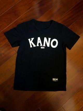 🚚 KANO 官方logo踢 幾乎新 #半價衣服拍賣會