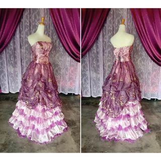 (Code-113) Dress / Gown / Dinner / Wedding