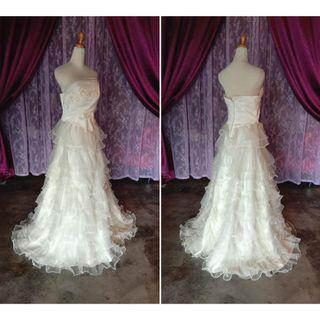 (Code-204) Dress / Gown / Dinner / Wedding