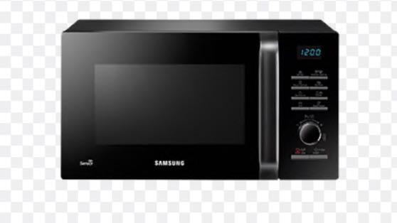 Moving out sale: Samsung microwave oven MC28H5135CK