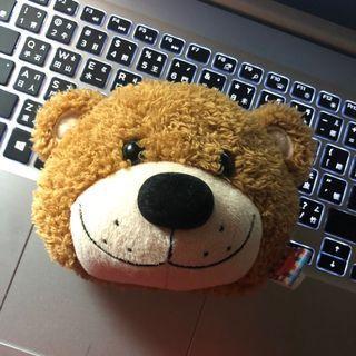 含運 日本 梨花熊 悠遊卡 卡套 伸縮 🐻