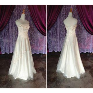 (Code-206) Dress / Gown / Dinner / Wedding