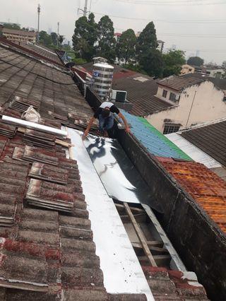 Renovate tukang baiki atap bocor 0163199263