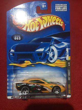 Hot Wheels Dodge Charger R/T