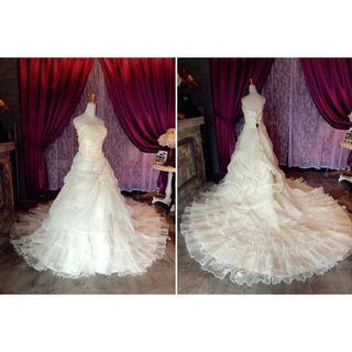 (Code-207) Dress / Gown / Dinner / Wedding