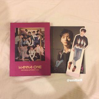 Wanna One Nothing Without You (1-1=0) One Ver.