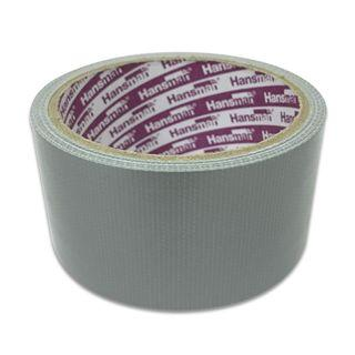 Brand New Roll Silver Cloth Tape