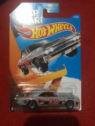 Hot Wheels 67 Chevelle