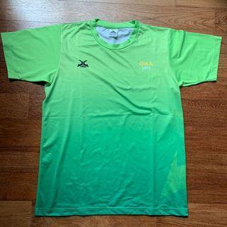 Men's X-Trm badminton shirt