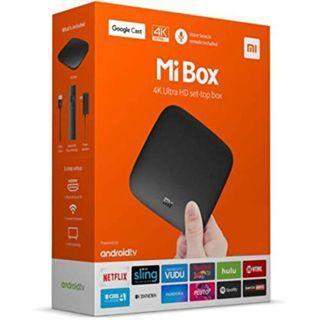 Xiaomi Mi Box Android TV Chromecast