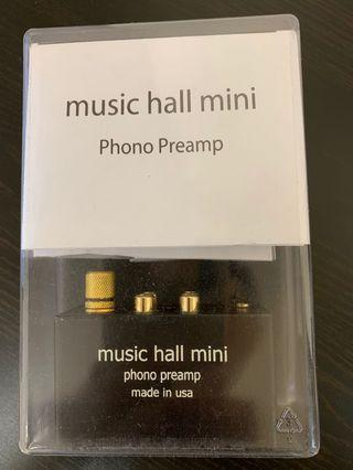 40% off music hall phono (made in USA)