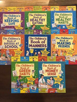 Good habits books series