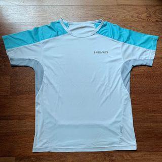 Men's Head badminton shirt