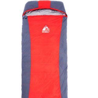 羽绒 户外 便携式 露营 单人睡袋 Sleeping bag for one, suitable for winter