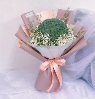 🚚 Vegetable Bouquet | Broccoli Bouquet | Mother's Day Bouquet #05
