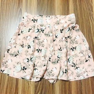 🚚 日牌 韓製 專櫃cheek 雪紡短褲 #半價衣服拍賣會