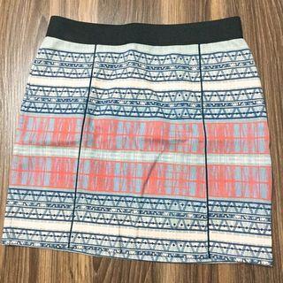 🚚 Forever21民族風短裙 窄裙 #半價衣服拍賣會