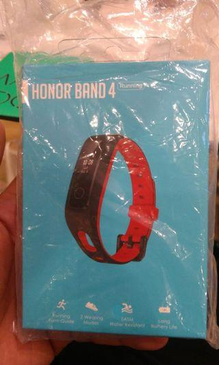 Honor Band Running New
