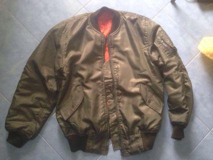 Flight Jacket [Authentic]