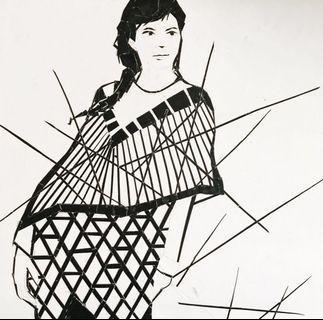 Fashion Illustration Artwork