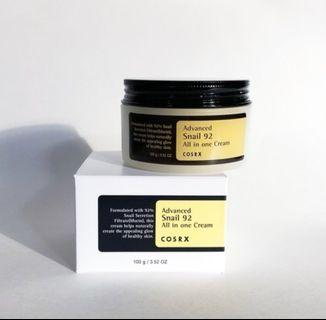 Trial Cosrx Advanced Snail 92 All In One Cream