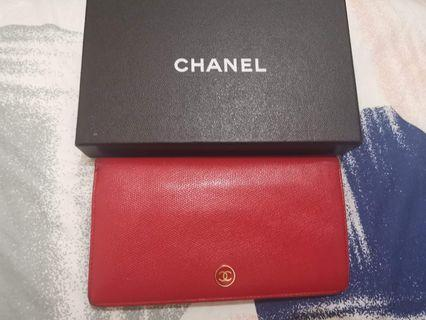 AUTHENTIC :: Chanel Wallet
